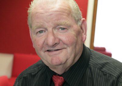 Councillor Bernard Scaplehorn