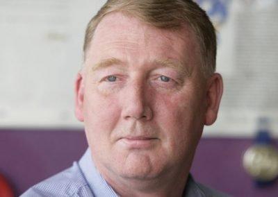 Councillor John Kelly