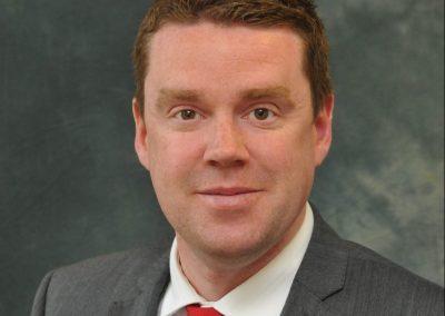 Councillor Kevin Johnston
