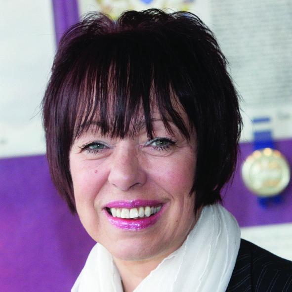 Cllr Lynda Scanlan