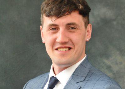 Councillor Michael Mordey