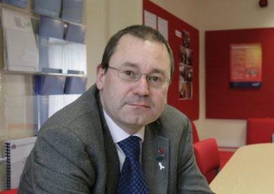 Councillor Paul Stewart