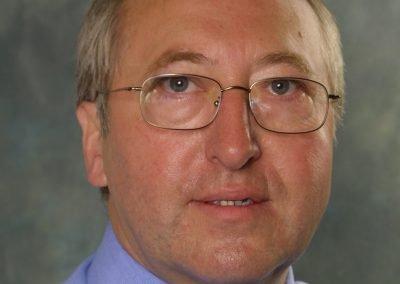 Councillor James Blackburn