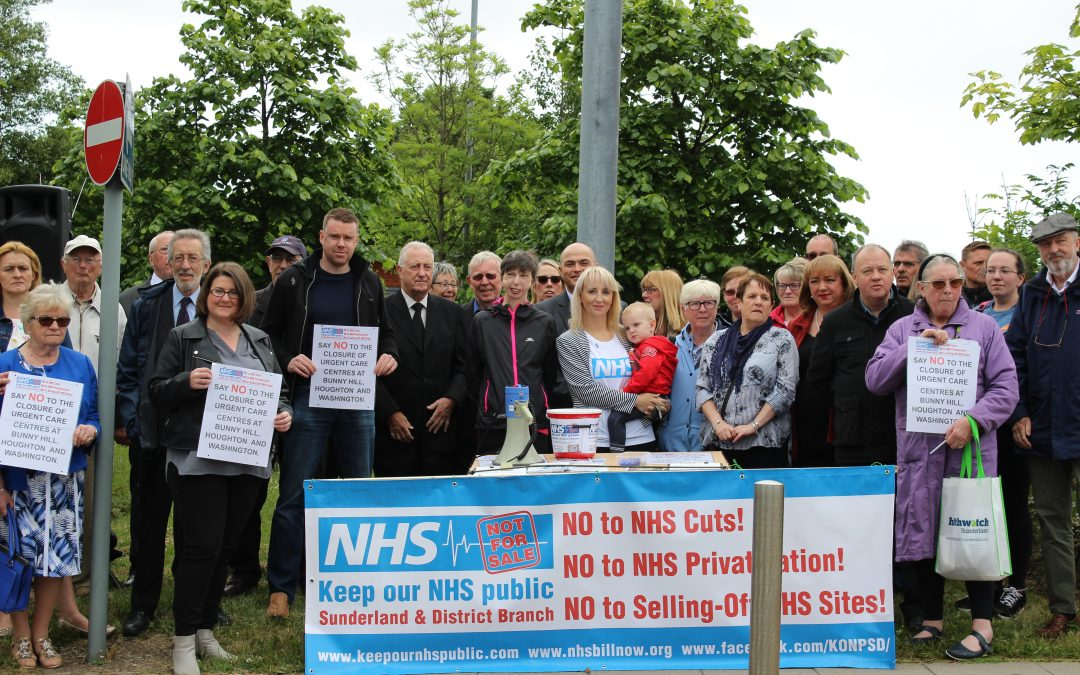 Public urged to join fight to save urgent care