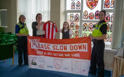 Petition success for road safety campaigners