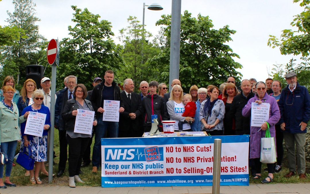 Labour anger at CCG Primary Care Centre fake news…