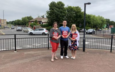 Campaign to tackle accident blackspot