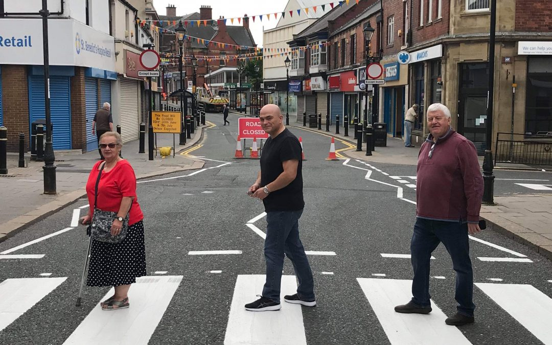 Council to tackle parking problem street