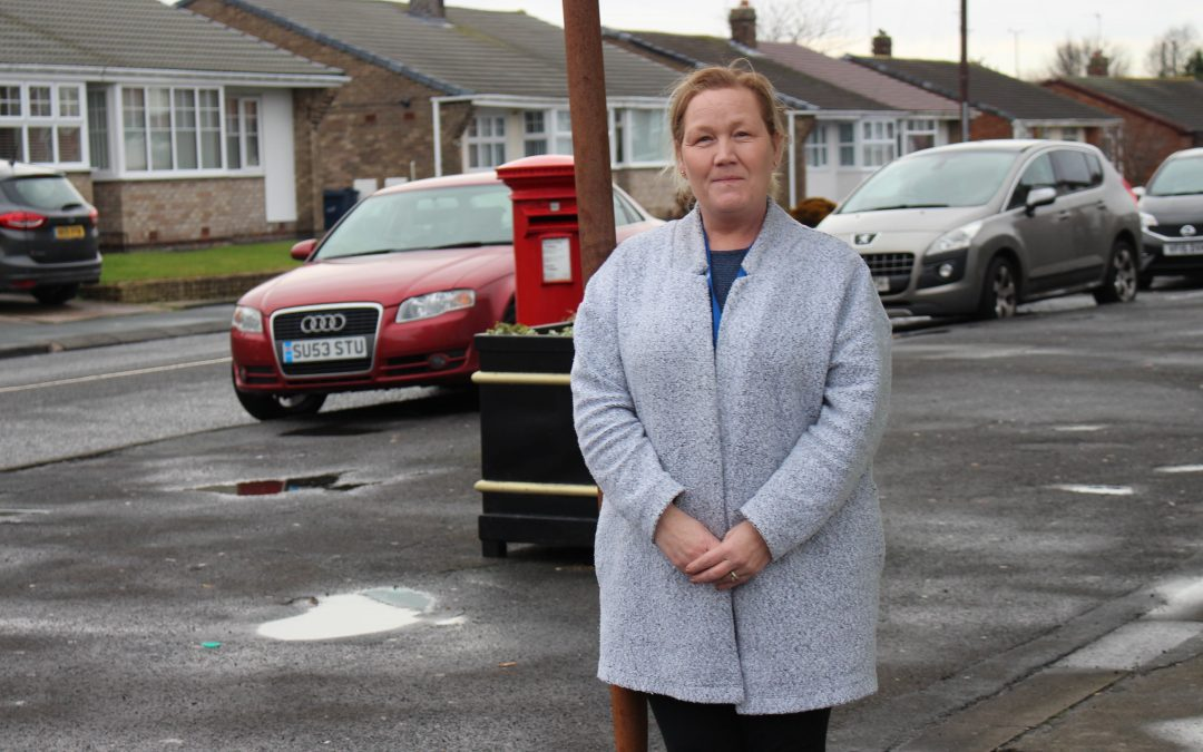 Councillor delivers on traffic promise