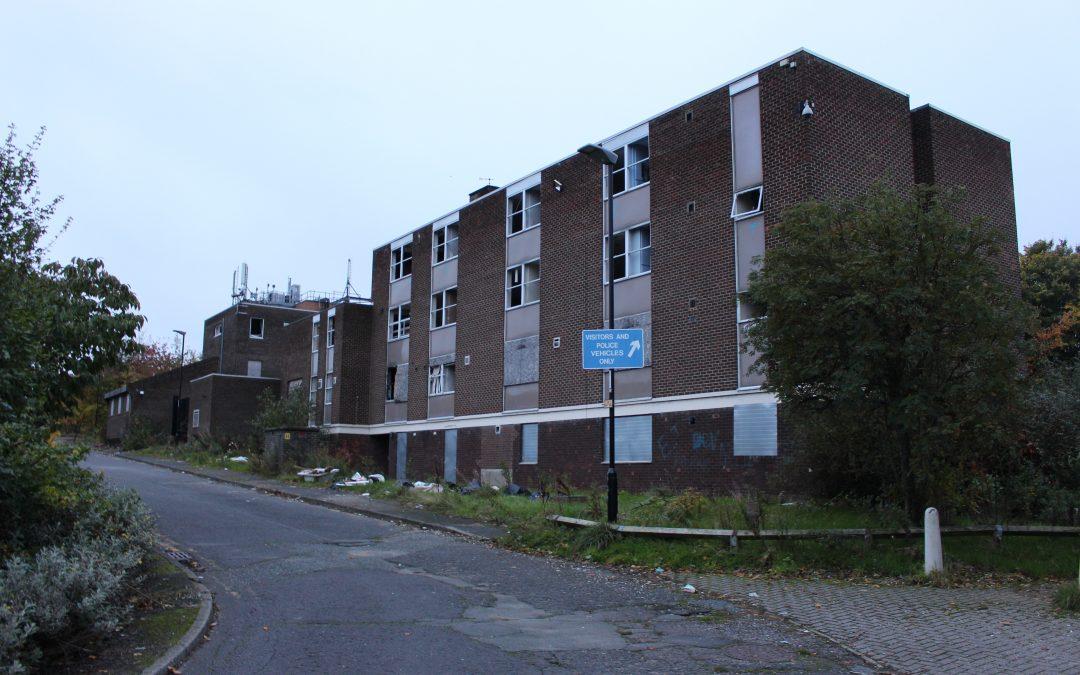 Plans taking shape for former Police Station
