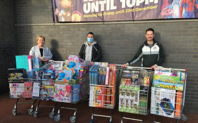 Community praised for 'incredible' Covid Christmas response